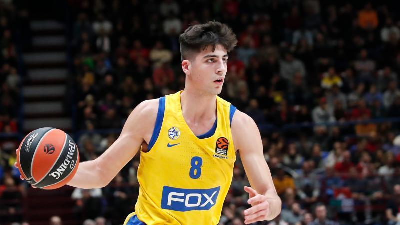 NBA/天賦肉眼可見 美媒爆料勇士也想選以色列超級新星
