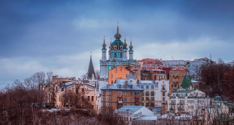 ▲烏克蘭首都基輔。(圖/翻攝自 Pixabay)