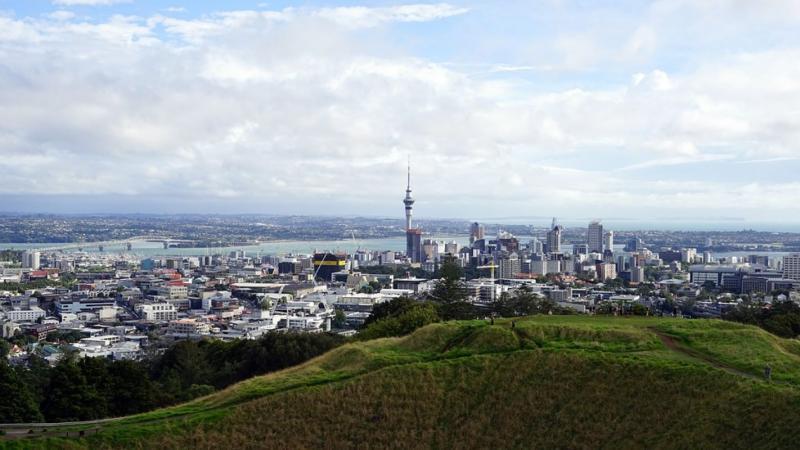 ▲紐西蘭首都奧克蘭。(圖/翻攝自