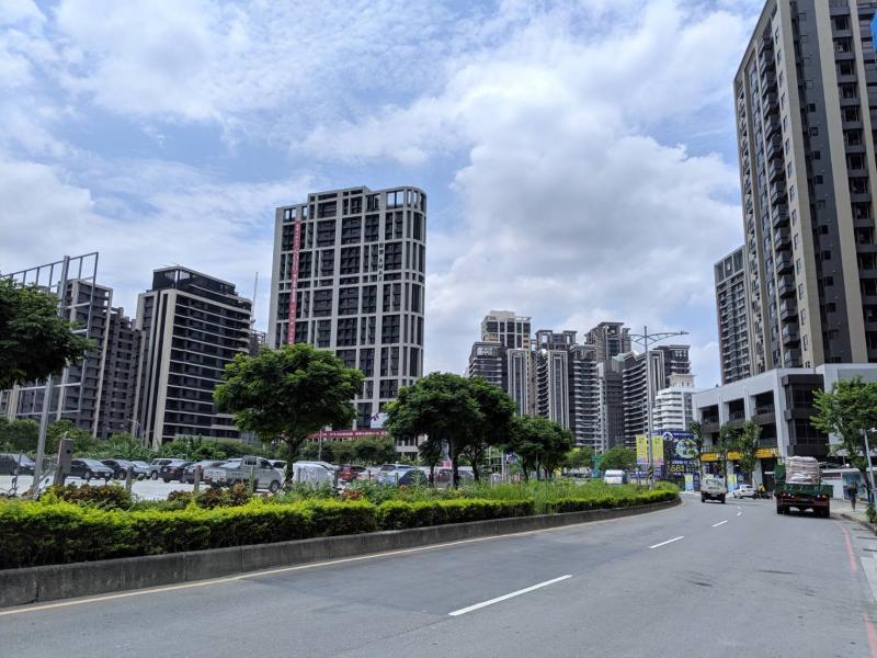 新北第二季房價上揚 大樓公寓都上漲