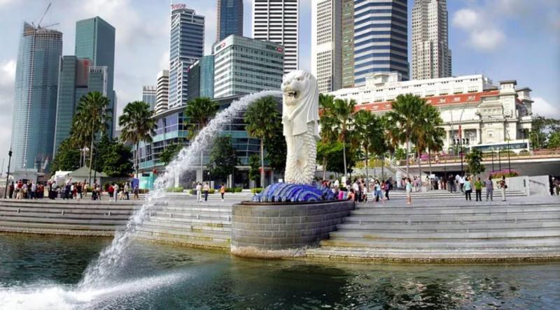 ▲新加坡。(圖/取自pixabay)