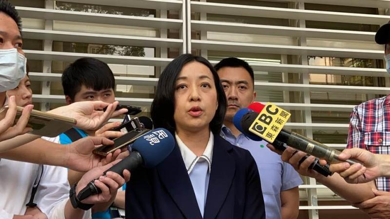 國民黨稱「台灣民心脆弱」!王婉諭嗆:面對中國不敢吭聲