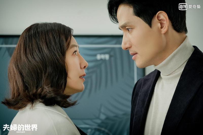 ▲從《夫婦的世界》看南韓跟蹤、騷擾的犯罪問題。(圖/愛奇藝台灣站臉書)
