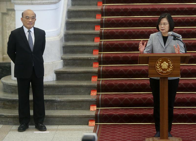 總統呼籲國人保持防疫社交距離