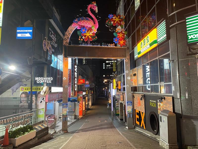 日相公布緊急事態宣言 東京鬧區夜間如鬼城