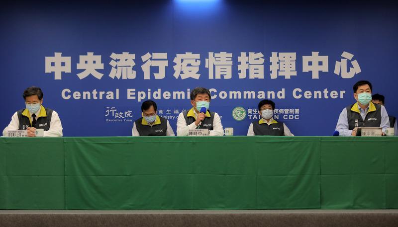 台灣武漢肺炎再度宣布零新增確診