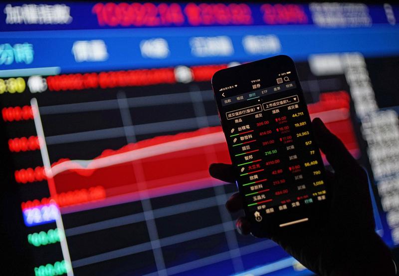 那斯達克指數反彈 法人估台股可望止跌回穩