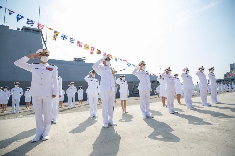 ▲ 敦睦艦隊爆發疫情引起國人關注。(圖/中華民國海軍臉書)