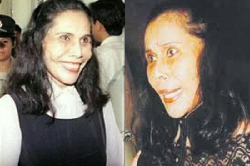 ▲馬來西亞史上最知名的女巫之一,莫娜芬迪。(圖/翻攝自網路)