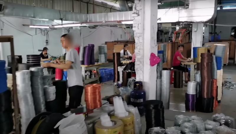 中國大陸口罩工廠「一畫面」曝光!台人全嚇歪:差點暈倒