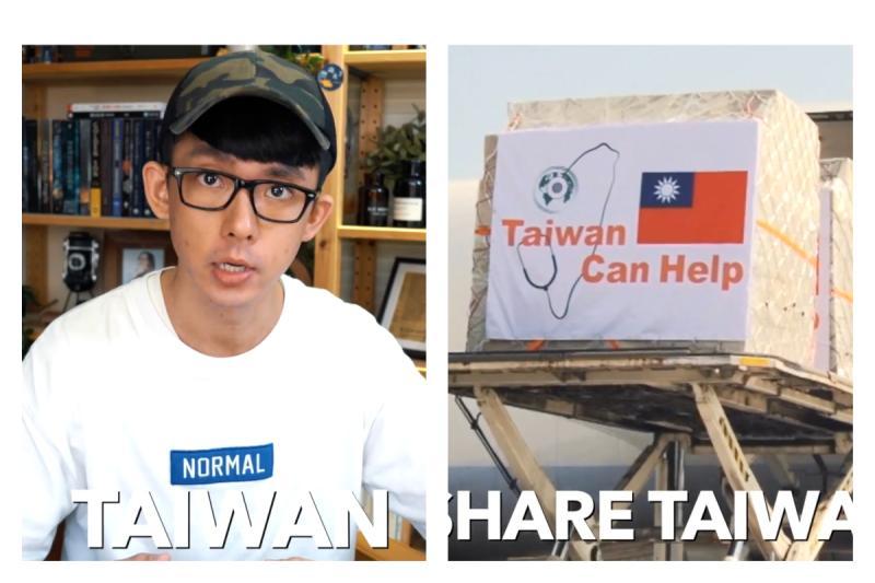 ▲阿滴再出招續紐時案!國際網紅狂讚 5 次台灣。(圖/翻攝自影片)