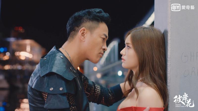 <br> ▲何潤東要求林允當他女友。(圖 / 愛奇藝台灣站提供)