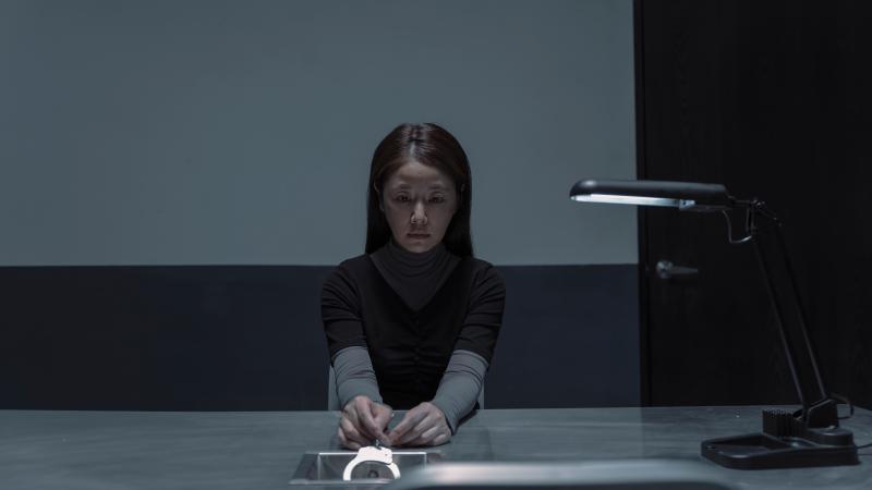 林心如《誰是被害者》詮釋變態角色 揭角色心理黑暗面