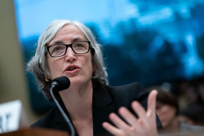 ▲美國疾病管制與預防中心( CDC )首席副總監安·舒克特( Anne Schuchat )。(圖/達志影像/ AP )