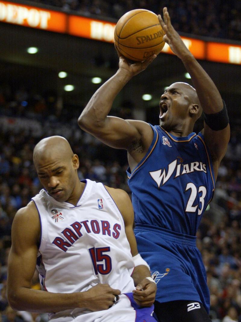 NBA/「半人半神」卡特透露誰最難守?喬丹、Kobe還有AI