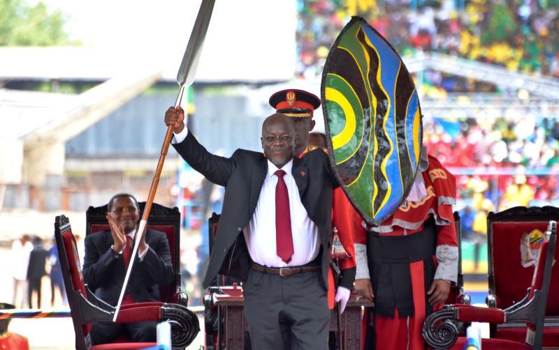 拿到爛貨檢測盒 <b>坦尚尼亞</b>總統:水果樣本也能驗出陽性