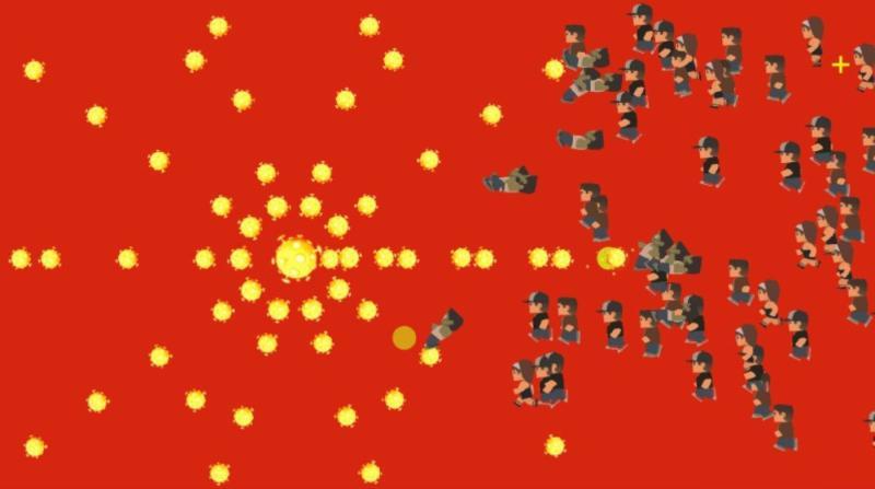 冠狀病毒遊戲