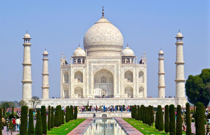 ▲印度目前進入全球最大規模封城狀態。(示意圖/翻攝自 Pixabay )