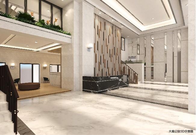 ▲讓居住者擁有最舒適環境與生活,並善用品牌旗下飯店物管服務,並選用最先進e-HOME智慧宅系統,讓社區擁有最完善的管理。(圖/公關照片)