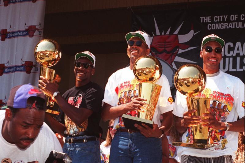 NBA/IG謝喬丹啟發籃球生涯 韋德:沒有他就沒有閃電俠