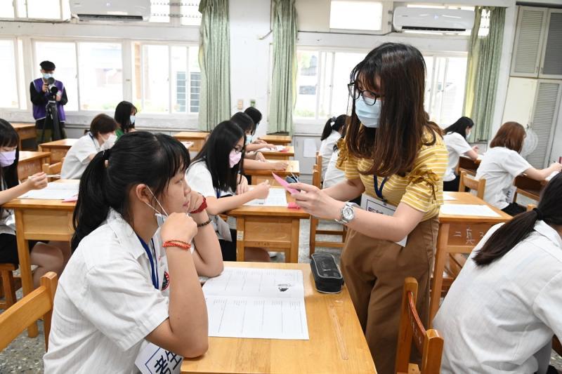 2考生口罩違規!國中教育會考結束 成績單6/5寄發