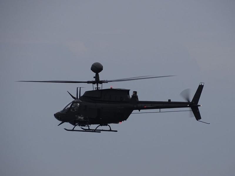 OH-58D戰搜直升機