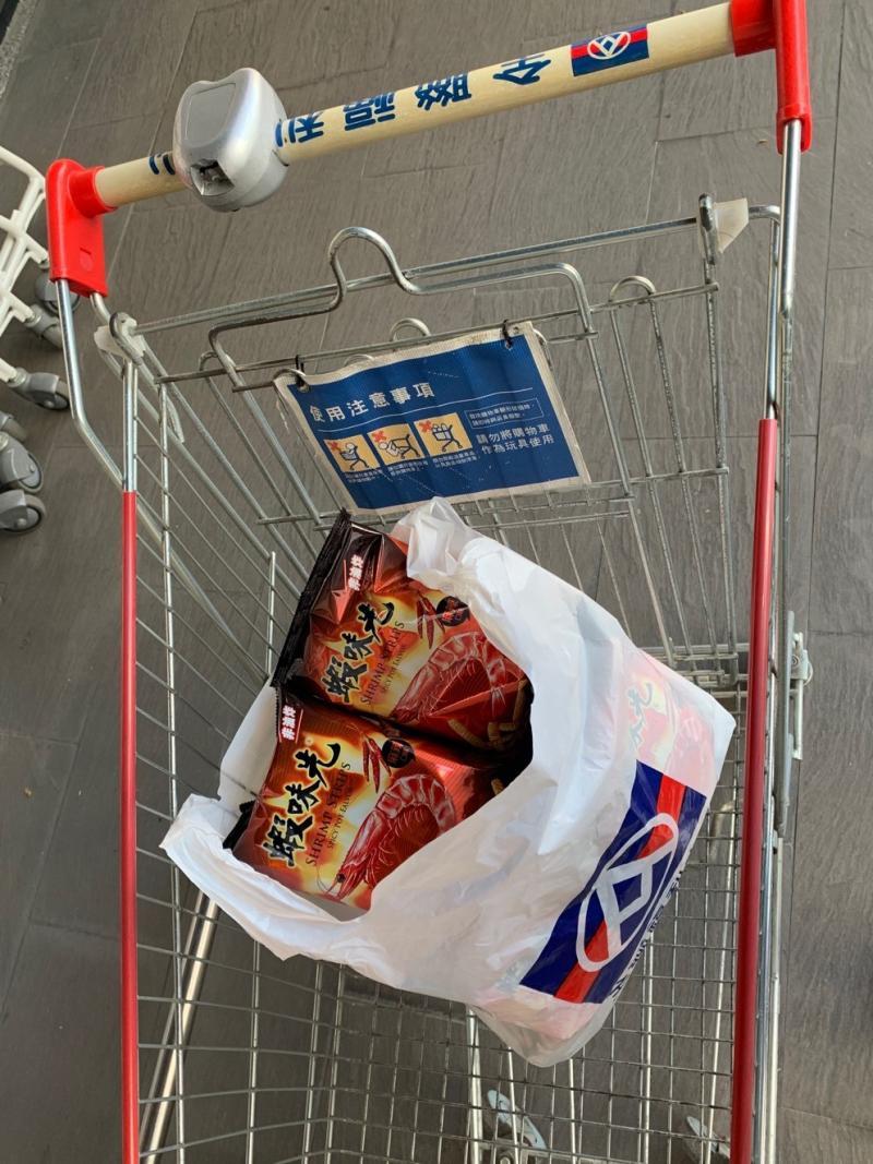 ▲蝦味先新品「麻辣口味」,首波在全省全聯上市。(圖/品牌提供)