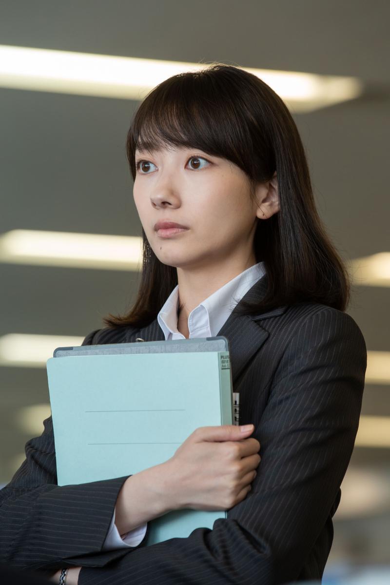 ▲波瑠飾演多田春香。(圖