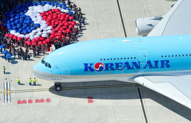 ▲大韓航空是韓國國內最大的航空公司。(圖/翻攝自大韓航空官網)