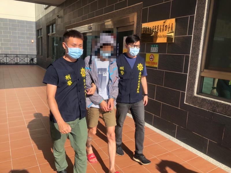 台南安平槍擊案 嫌犯:錯認「仇人」!