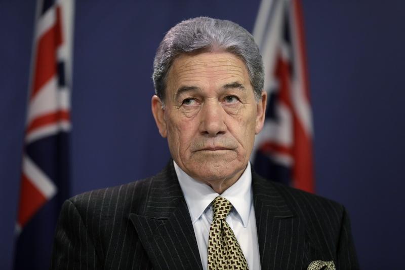 ▲紐西蘭副總理兼外交部長彼得斯。資料照。(圖/美聯社/達志影像)