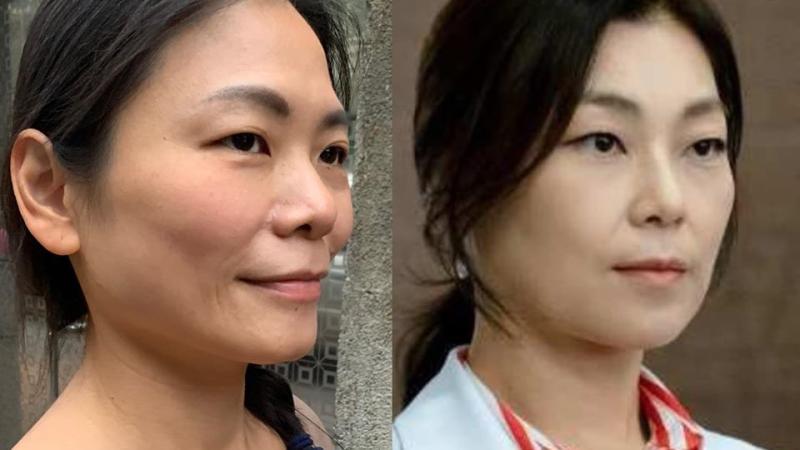 超像!吳鳳老婆撞臉《夫婦世界》假面閨密 最美評比揭曉