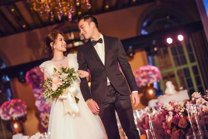 ▲阿嬌與賴弘國的婚姻維持不到2年。(圖/翻攝臉書)