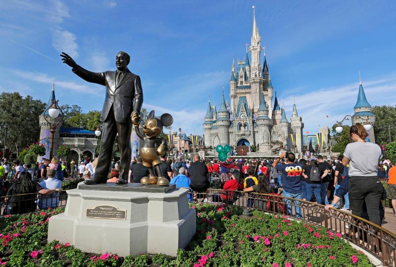 華特迪士尼世界度假區
