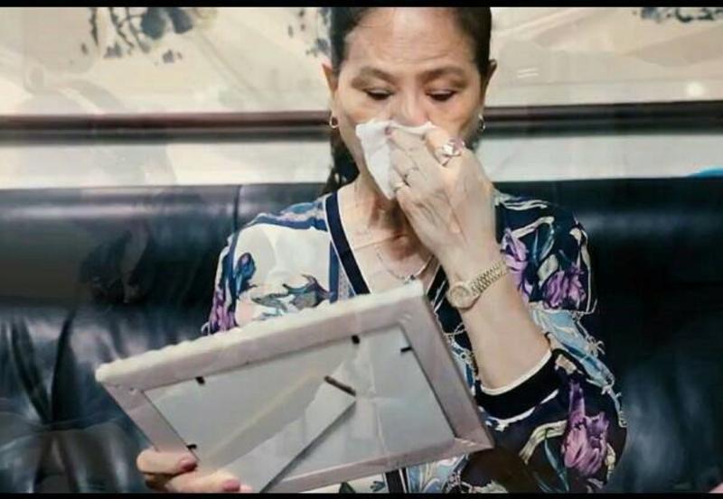 ▲海軍艦隊指揮部特別製作「海軍的媽媽」溫馨感人的影片,向媽媽們致敬。(圖/擷自「海軍的媽媽」影片)