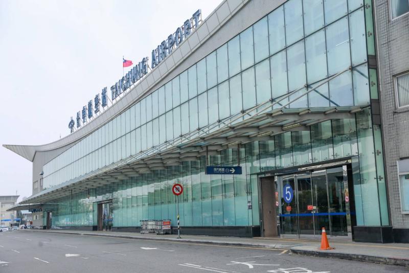 台中國際機場 市府未來透海、空交通連結國際