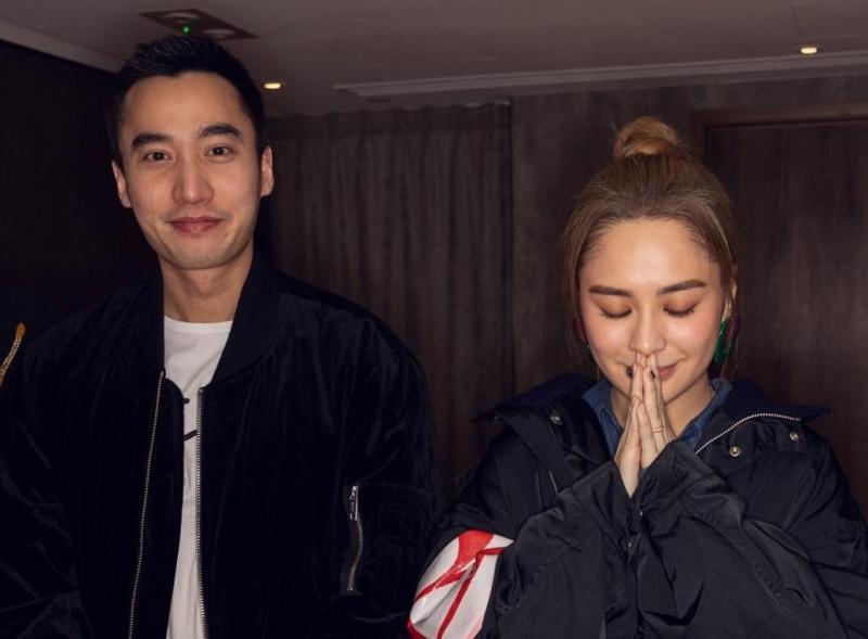 ▲阿嬌不停在節目中提到,賴弘國(左)愛吵架。(圖/賴弘國IG)