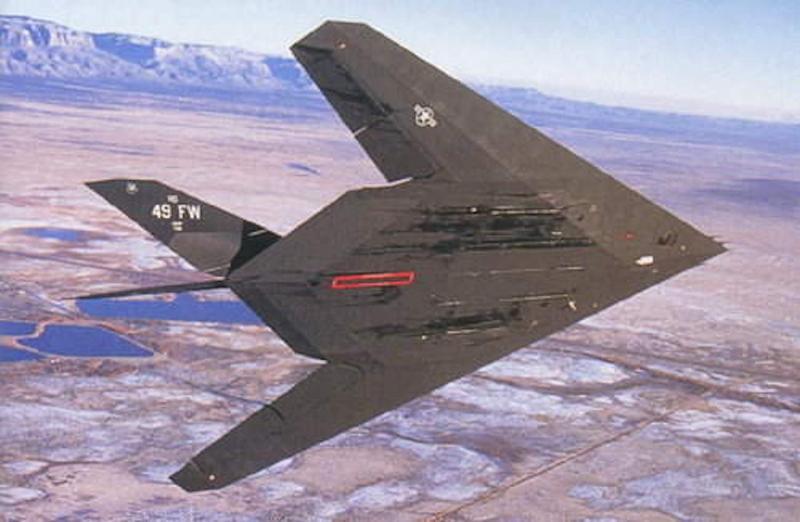 ▲轟-20被外界認為參考自美軍F-117。(圖/翻攝自《美國空軍科技》)