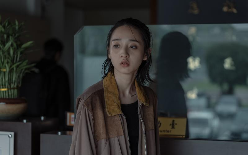 ▲李沐因演出《誰是被害者》受矚目。(圖 / Netflix提供)