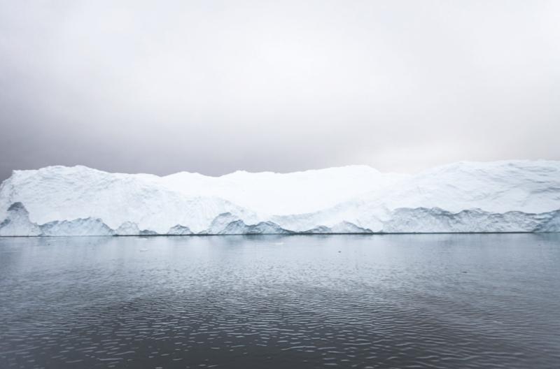 ▲冰山。(圖/翻攝自