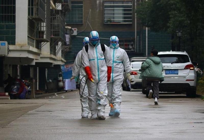 ▲日媒指出中國隨著重啟經濟活動,感染風險也增加。(圖/翻攝自日本 Newsweek )