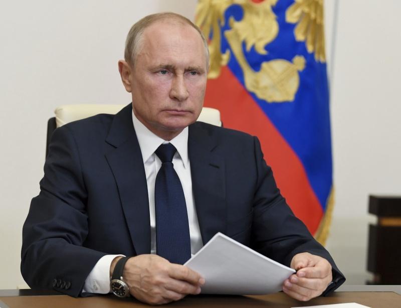 ▲俄羅斯總統蒲亭。資料照。(圖/美聯社/達志影像)