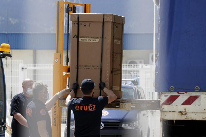 巴爾幹國家疑涉貪污詐騙!花1.6億買陸製<b>呼吸器</b>竟沒作用