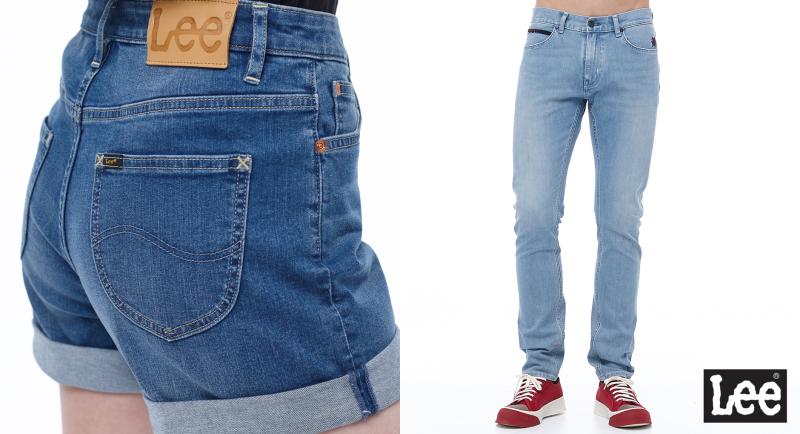 ▲Lee玉石系列涼感牛仔褲採用Wafel科技纖維,擁有柔軟觸感、超輕量、吸濕排汗快乾功能等三大優點。(圖/資料照片)