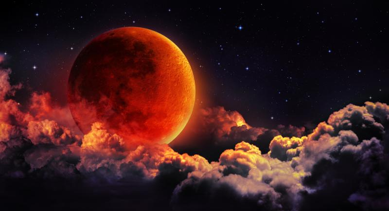 罷韓日天有異相 又遇總統大選「血月」是巧合?