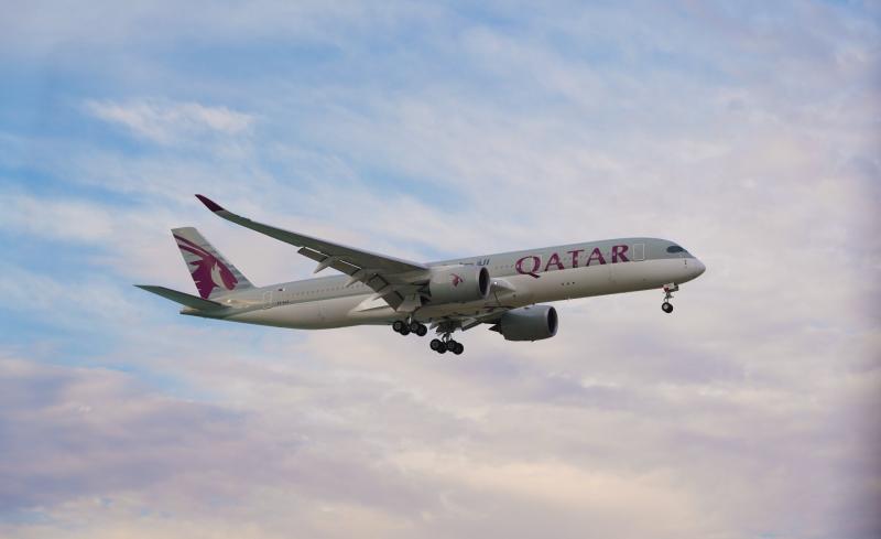 ▲卡達航空(Qatar Airways)向全球前線抗疫人員致敬,提供10萬張免費機票。(圖/翻攝卡達航空臉書)