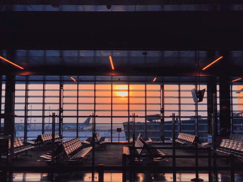 ▲位於卡達首都多哈的哈瑪德國際機場(Hamad