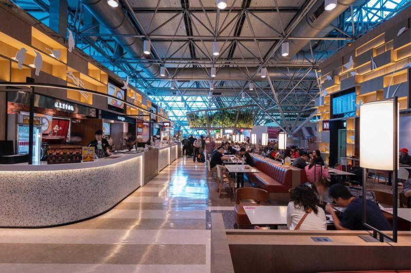 獲國際知名旅遊零售DFNI大獎 <b>昇恆昌</b>二航商場驚豔眾人