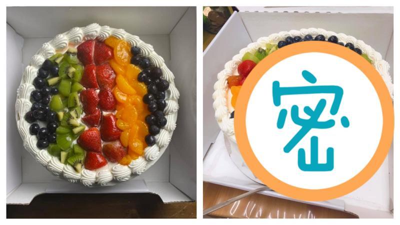 ▲網友說,綜合水果蛋糕~依照這個大尺碼跟499元的價格,好吃得令人驚艷。(圖/取自臉書「Costco好市多 商品經驗老實說」社團)