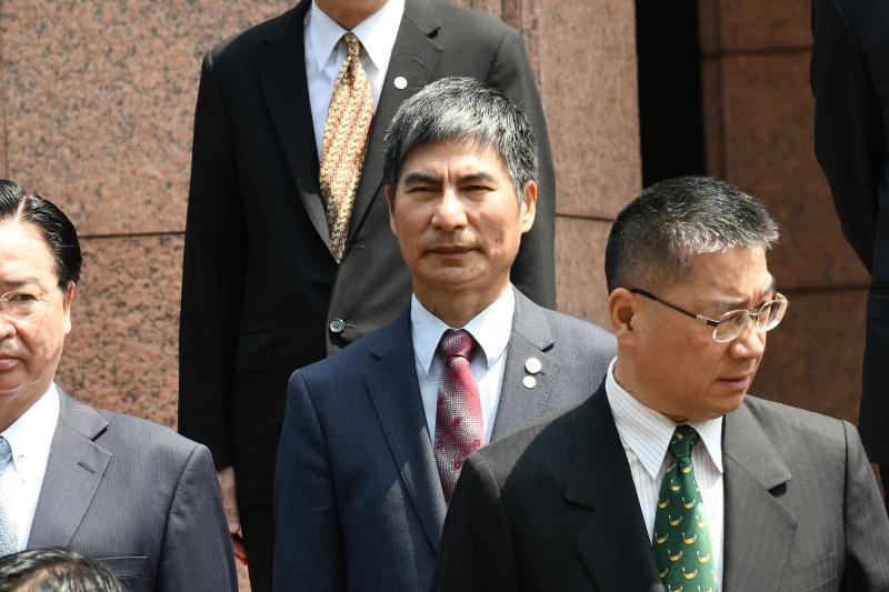交棒<b>科技部</b>長 陳良基:感謝擔任公僕的機會